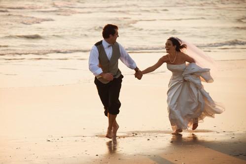 Virginia beach va beach weddings bride groom ceremony